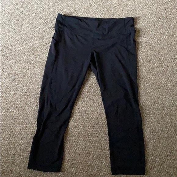 """lululemon athletica Pants - Lululemon Fast and Free 19"""" Legging Non-Reflective"""